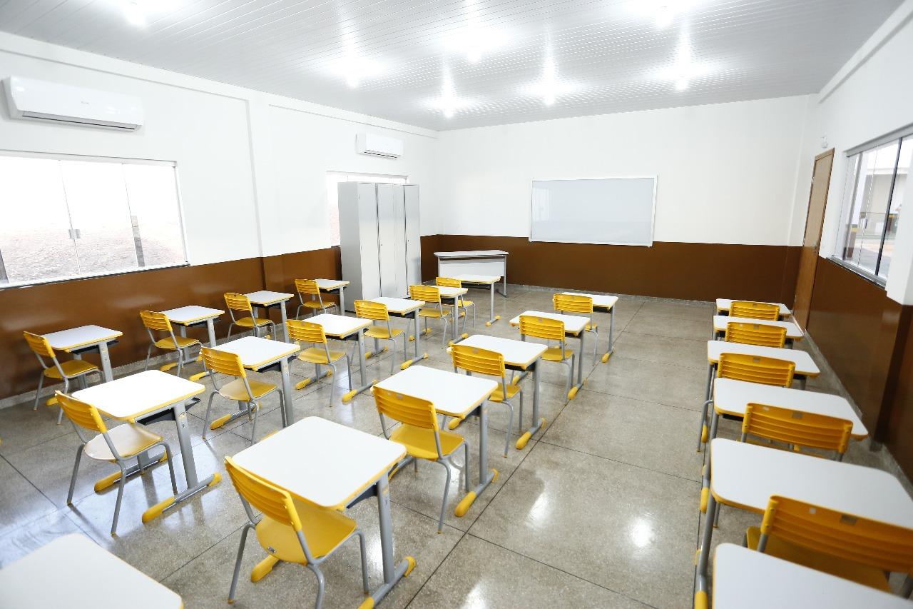 Em Canaã dos Carajás, núcleo de Educação Infantil é inaugurado