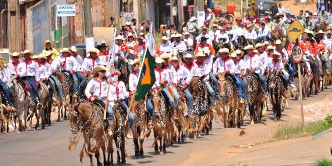 Cavalgada da FAP 2017 será dia 2 de setembro