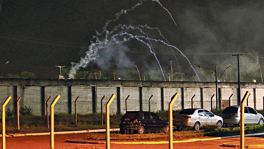 Pará teve 141 fugas dos presídios em apenas 6 meses