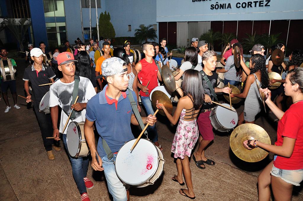 Em Parauapebas, fanfarra prepara novidades para o desfile 7 de setembro