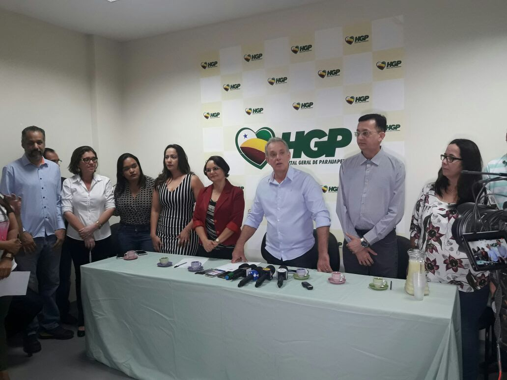 Coutinho diz que combaterá o nepotismo e os altos salários da Secretaria de Saúde de Parauapebas