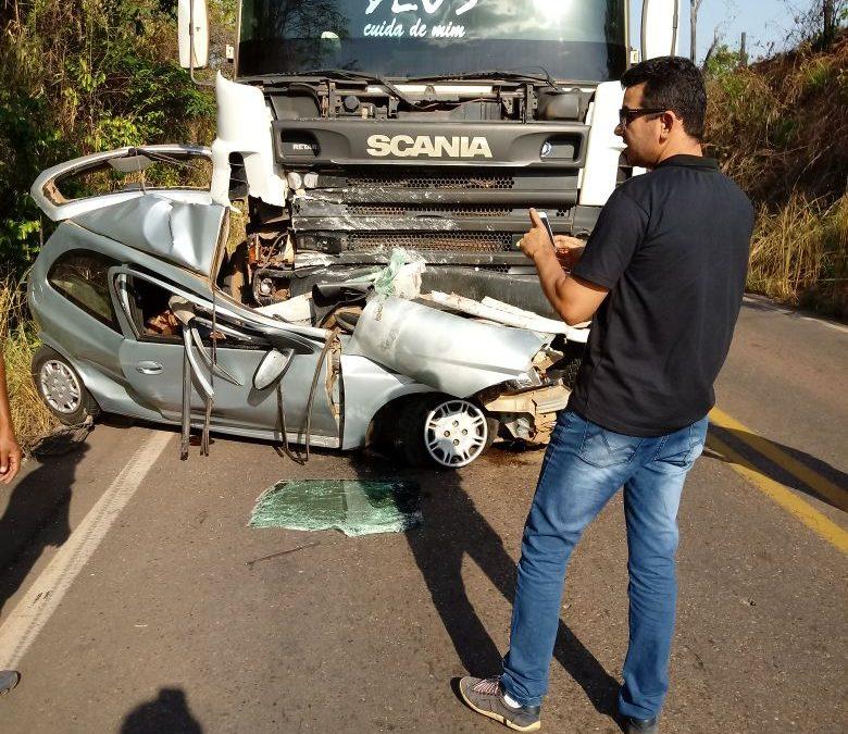 Policial Militar morre em acidente de carro na PA-275