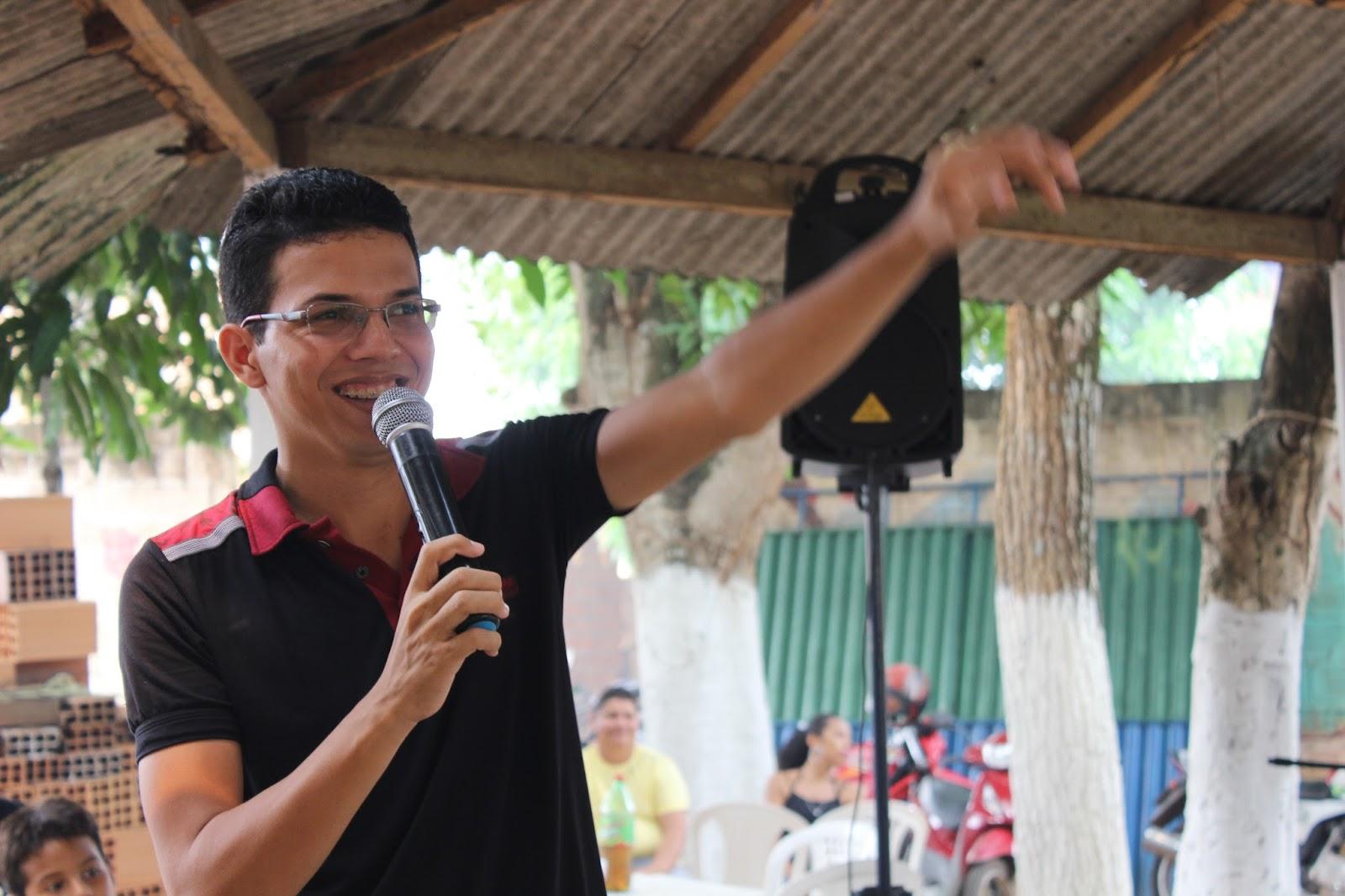 Jovem Rafael Ribeiro será empossado ao cargo de vereador nesta terça-feira (26)