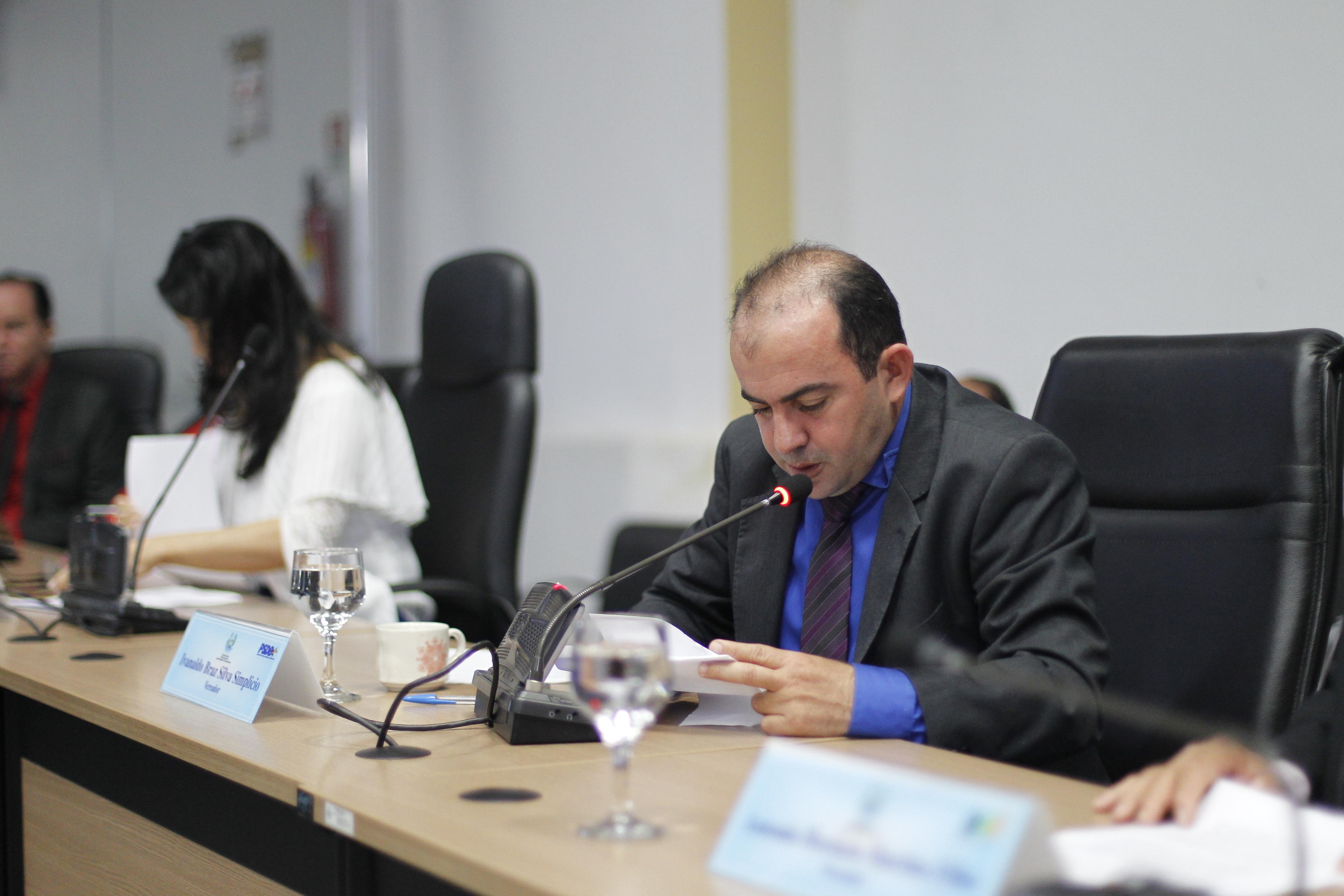 Vereador Braz propõe limpeza, pavimentação e iluminação pública dos bairros Nova Conquista e Palmares Sul
