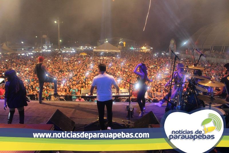 Com show até o sol raiar, Washington Brasileiro anima a quarta noite da FAP 2017