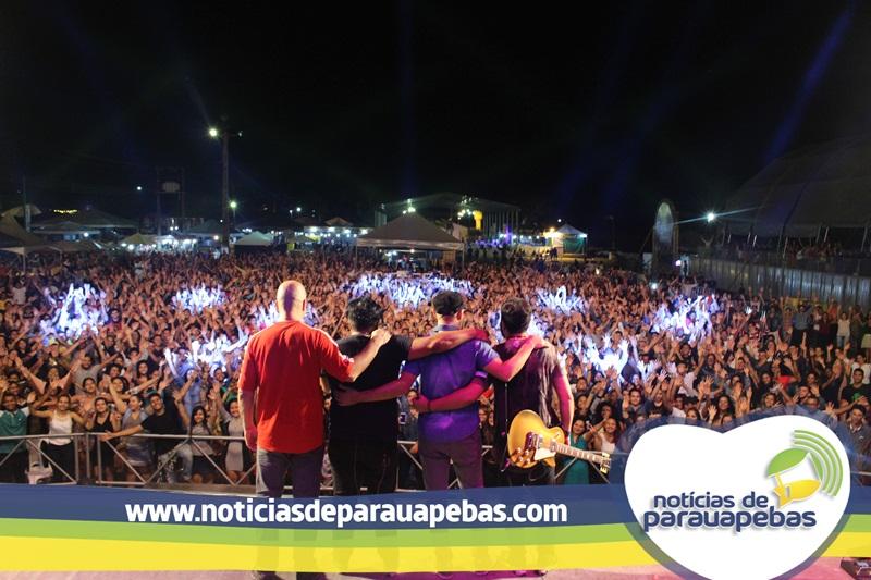 Final do Festival Tempo de Louvor, rodeio e show da banda Discopraise marcam a segunda noite da FAP 2017