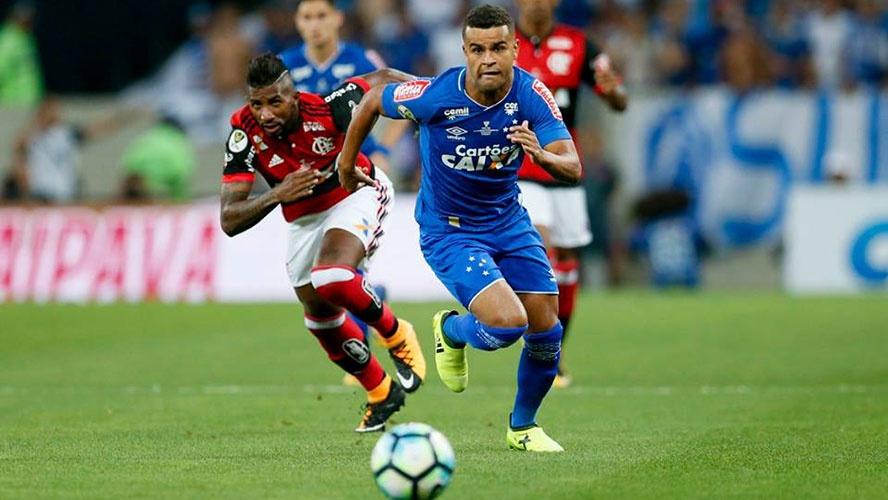 Com empate na ida, Cruzeiro e Flamengo decidem o título da Copa do Brasil