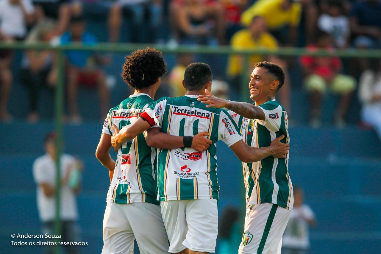 Parauapebas estreia na segundinha com goleada em cima da Desportiva Paraense