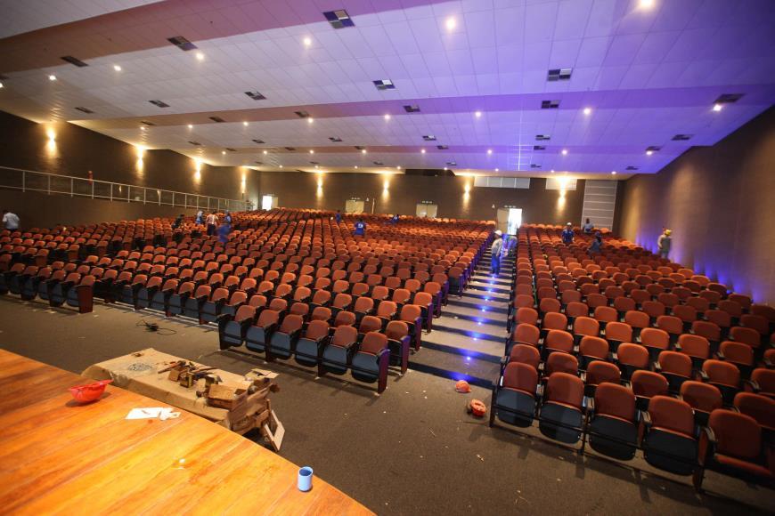 Centro de Convenções de Marabá será inaugurado com shows e entrada franca