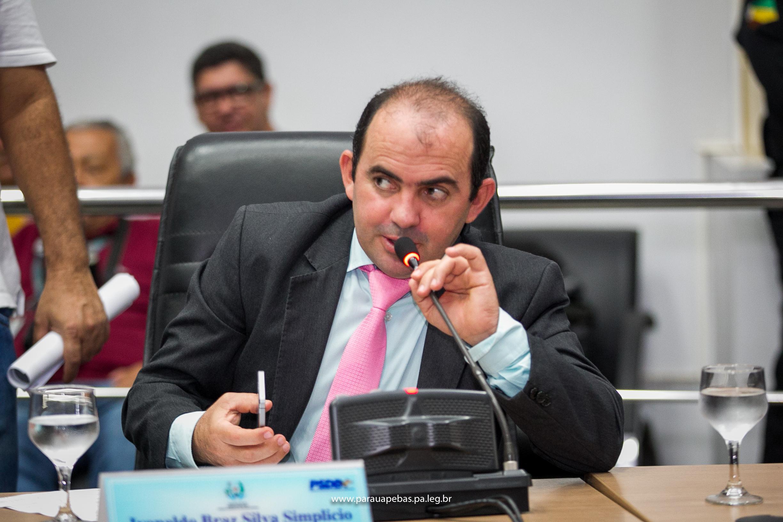 Vereador Braz  pede benefícios para escola municipal de música Waldemar Henrique