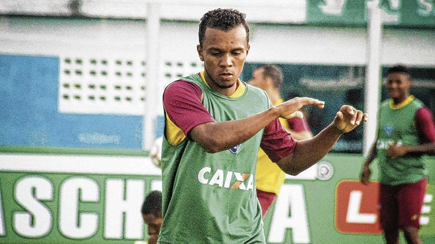 Atacante de Parauapebas deve renovar com o Paysandu para jogar em 2018