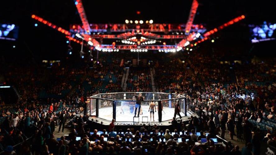 Preços de ingressos para o UFC Belém chegam a R$ 6 mil