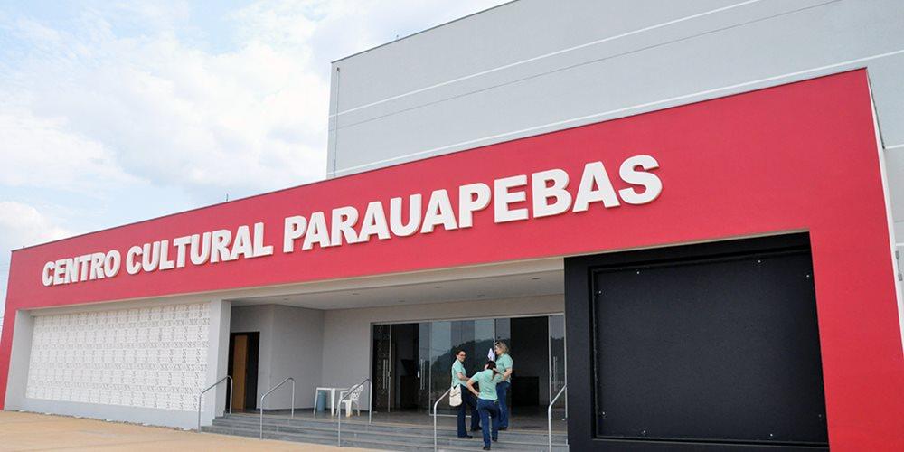 Centro Cultural de Parauapebas será inaugurado neste sábado, 09