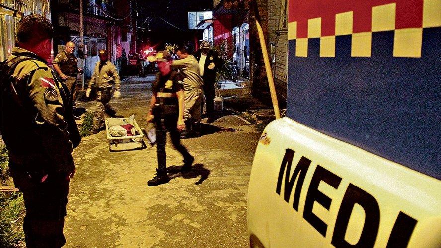 Noite sangrenta tem série de mortes na Grande Belém
