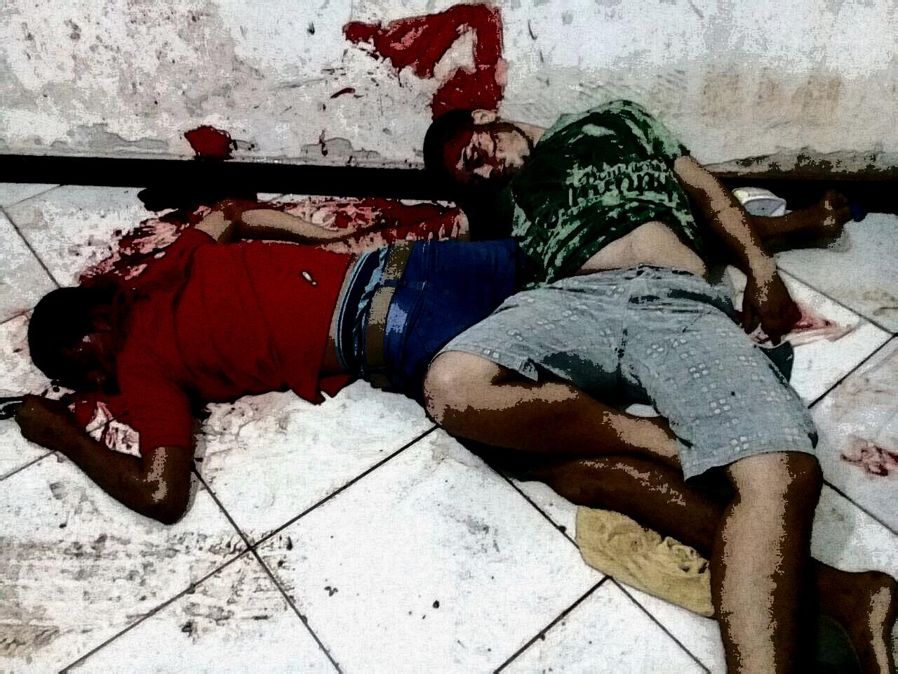 Assaltantes são mortos após invadirem casa no bairro Cidade Jardim
