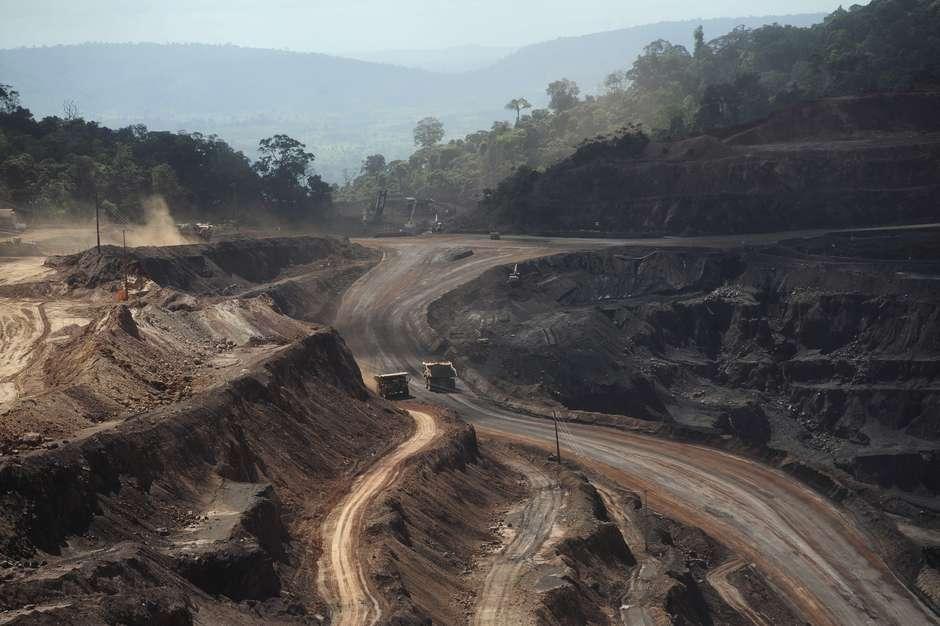 Vale considera dobrar produção de minério em Canaã dos Carajás após 2020