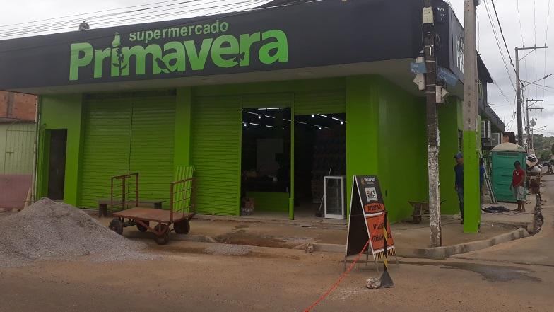 Alô Parauapebas! Supermercado Primavera vai inaugurar mais uma unidade no bairro da Paz