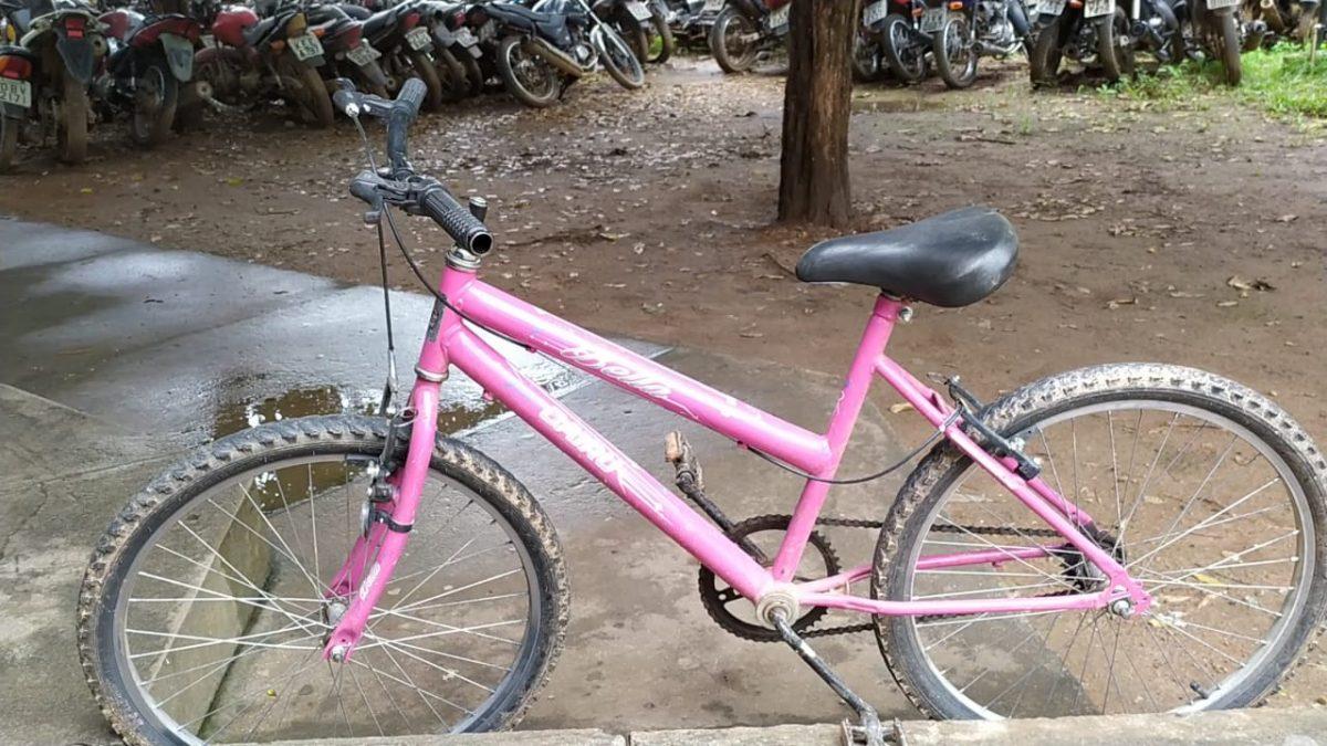 Guarda Municipal de Parauapebas captura homem acusado de roubar bicicleta de criança