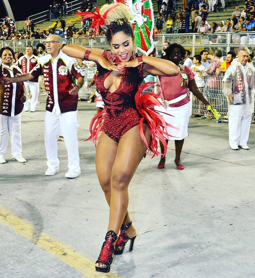 Musa de Parauapebas será destaque em escola de samba em São Paulo