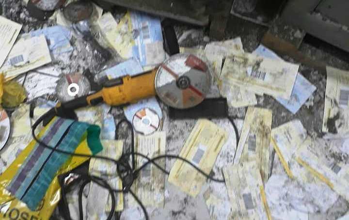 Sem deixar registros, bandidos assaltam agência do Banco do Brasil em Parauapebas