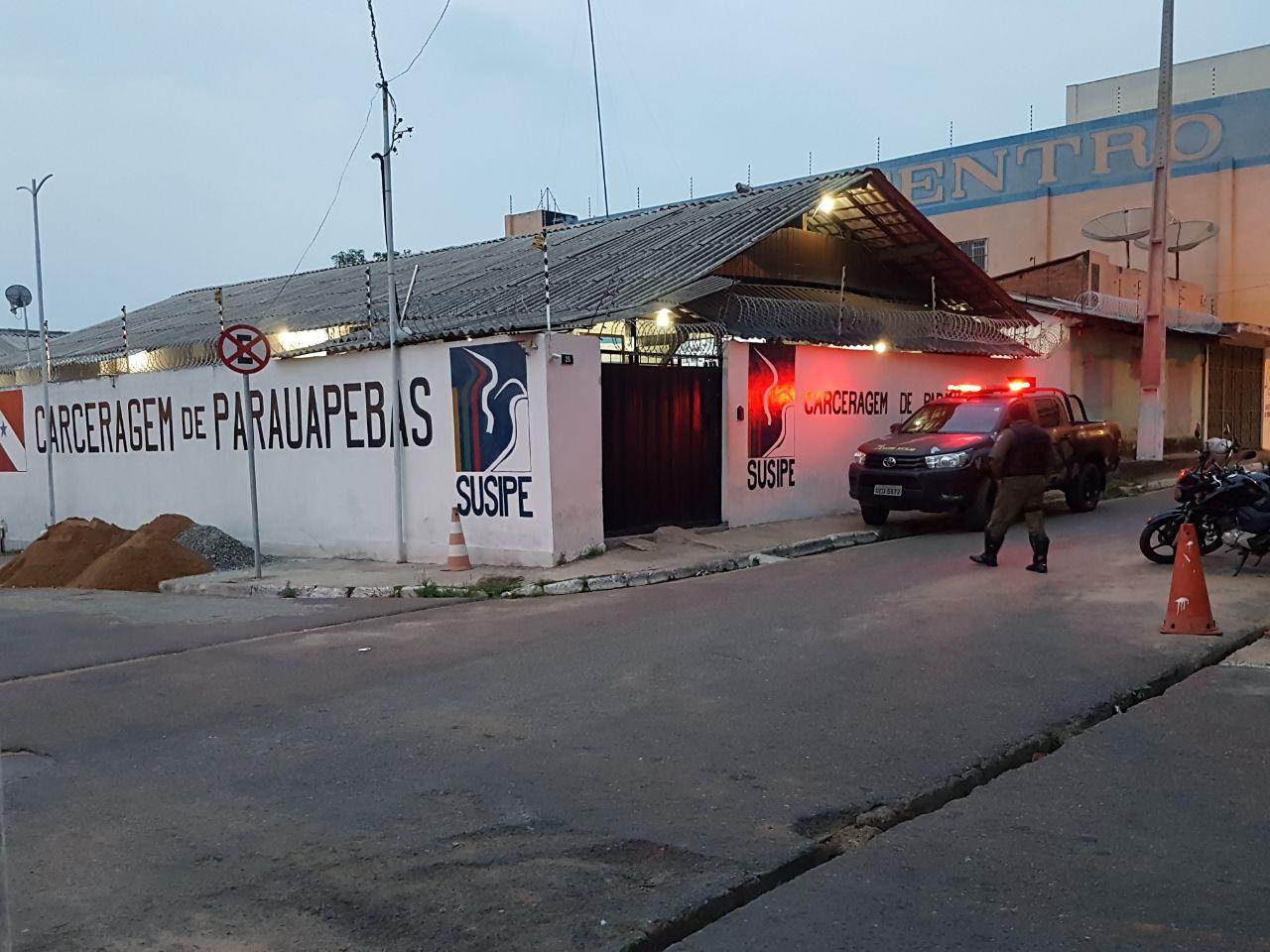 Detento é encontrado morto dentro da carceragem do bairro Rio Verde
