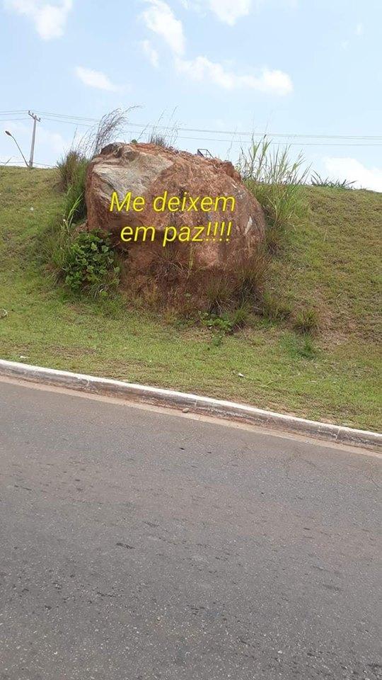 Indicação de vereadora de Parauapebas para retirada de pedra vira meme na internet