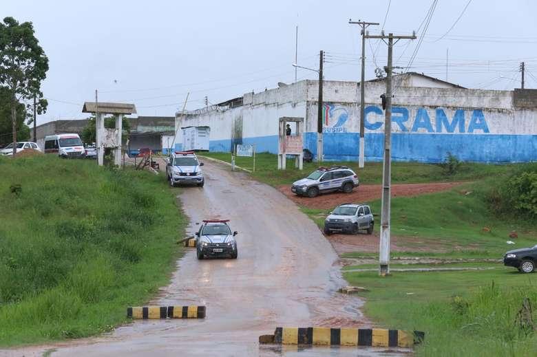 Agentes prisionais são feitos reféns durante resgate de presos em Marabá