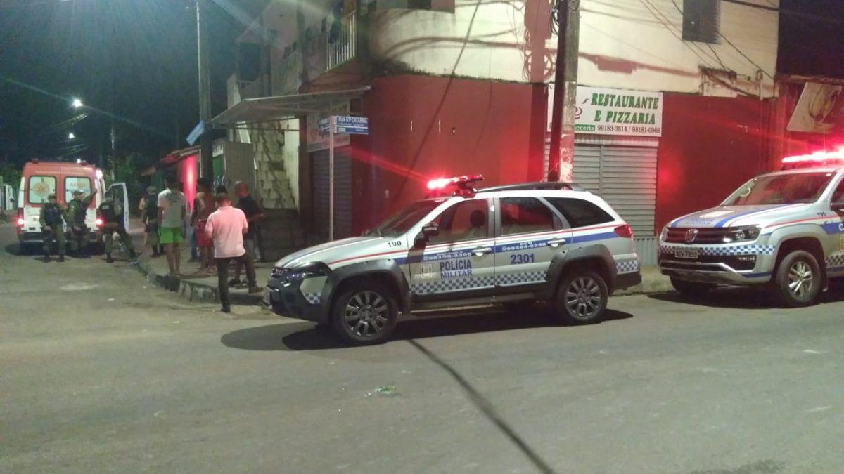 Parauapebas: Sem poder entrar em casa pela esposa, homem é morto a facadas na varanda
