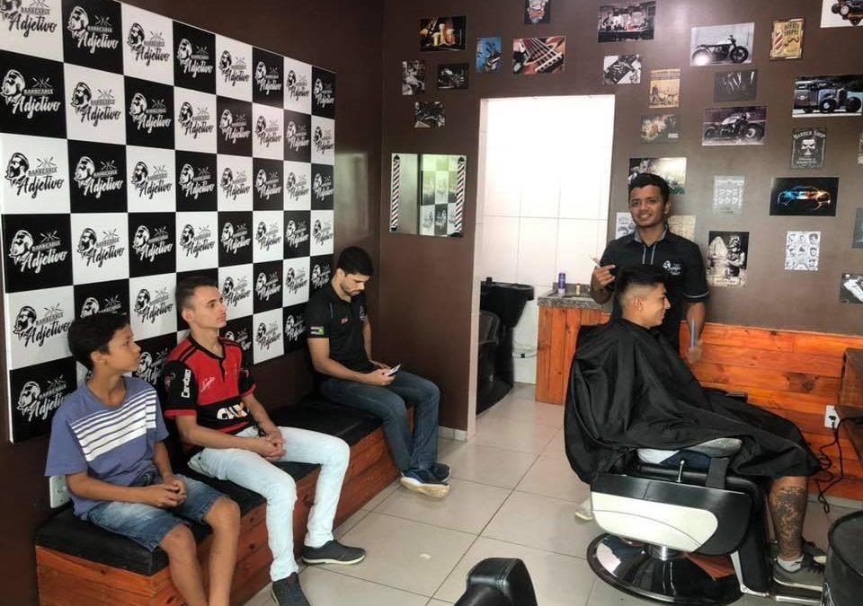 Conhece a barbearia Adjetivo em Parauapebas? Faça uma visita!
