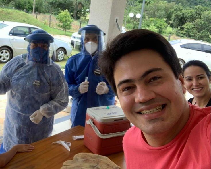 Homem que gravou vídeo relatando estar com coronavírus não é de Parauapebas