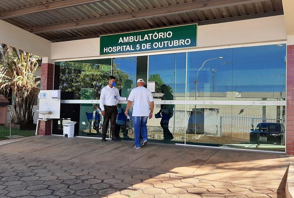 Pró-Saúde está com oportunidades de emprego no Hospital 5 de Outubro