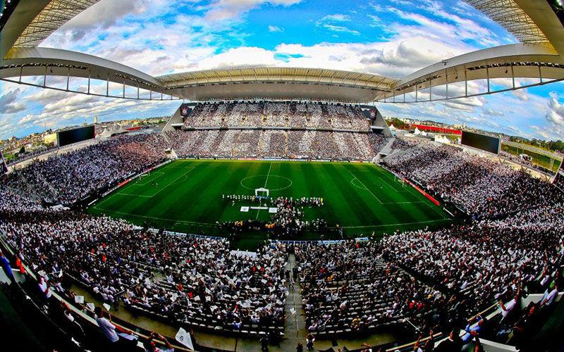 Caixa pede bloqueio das contas da Arena Corinthians