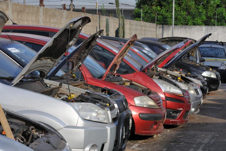 Detran fará leilão de quase 1 mil veículos em três municípios do Pará