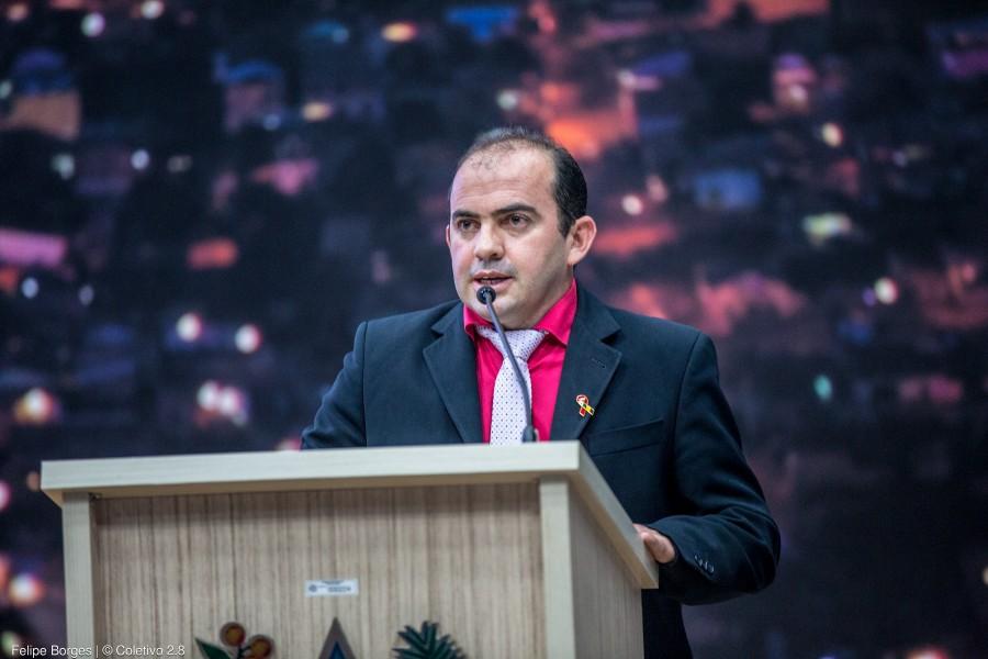 Vereador Braz lidera pesquisa de intenção de votos em Parauapebas