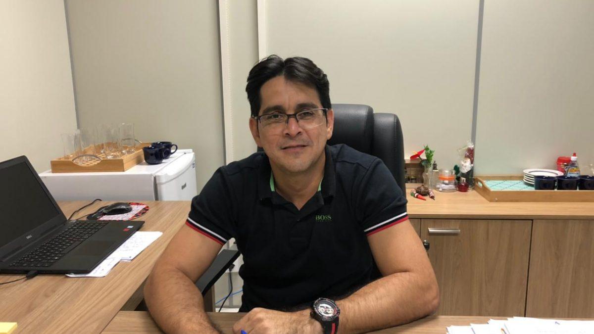 Coordenador do PROSAP se dedicará para concretizar um sistema eficiente de saneamento básico em Parauapebas