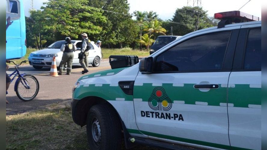 Detran Pará: oito presos por venda de lacres de placas automotivas