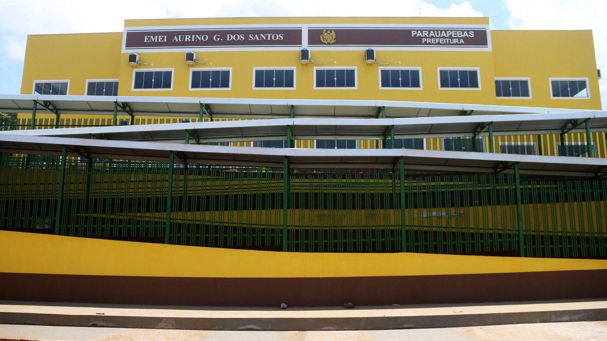 Prefeitura de Parauapebas abre inscrições para a Escola Municipal de Educação Infantil Aurino Gonçalves