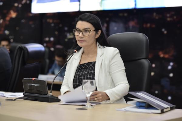 Eliene Soares apresenta propostas para melhoria da educação de Parauapebas