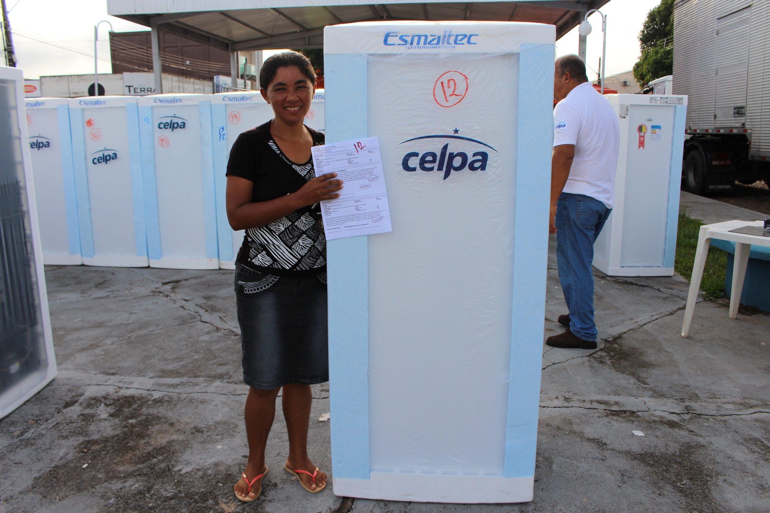 Celpa vai trocar 240 geladeiras em Parauapebas