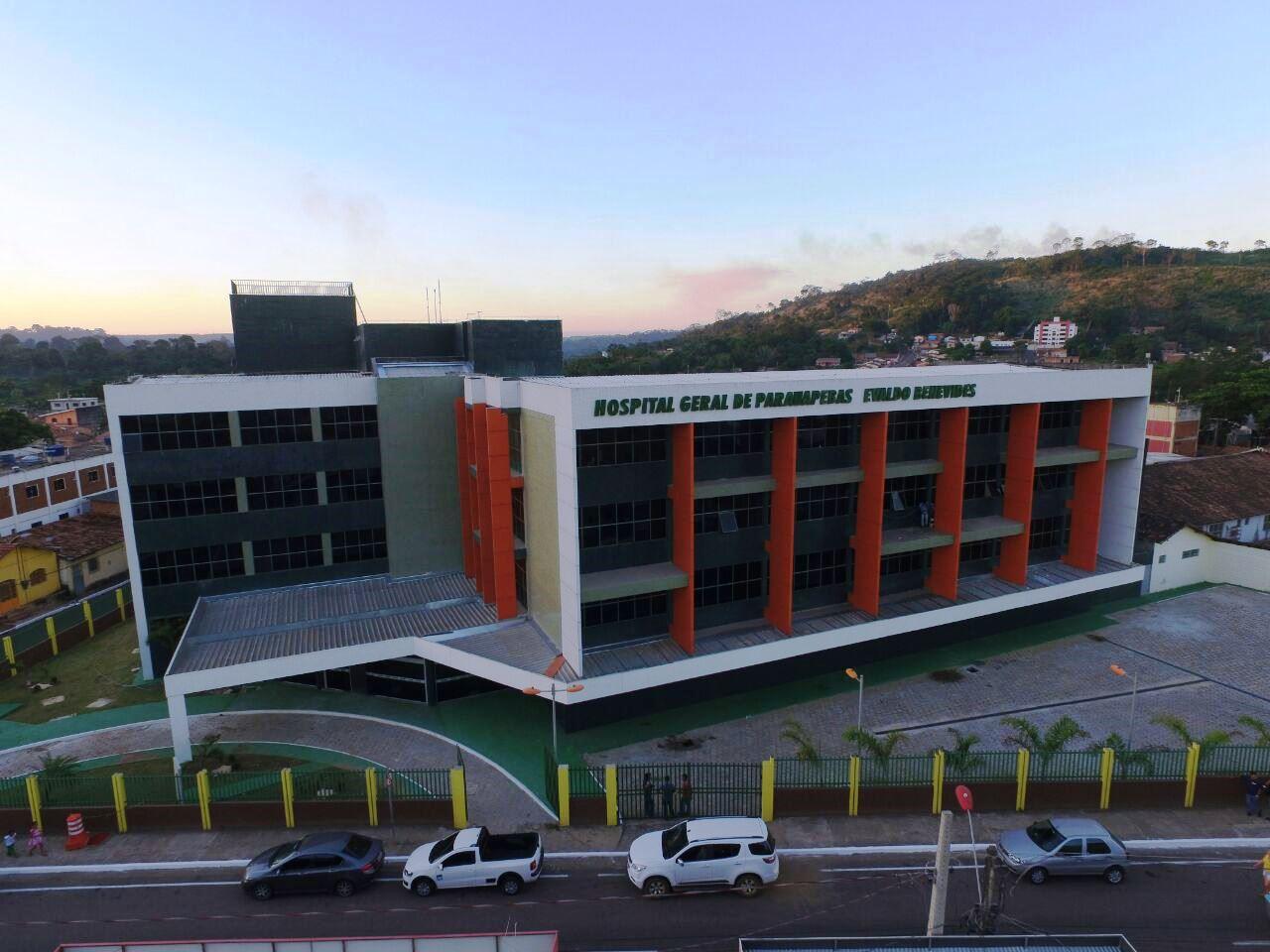 Problema na subestação de energia deixa Hospital Geral de Parauapebas sem energia