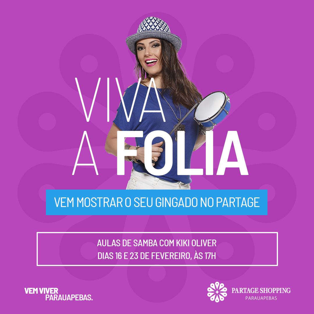 Partage Shopping Parauapebas promove aulão de samba gratuito