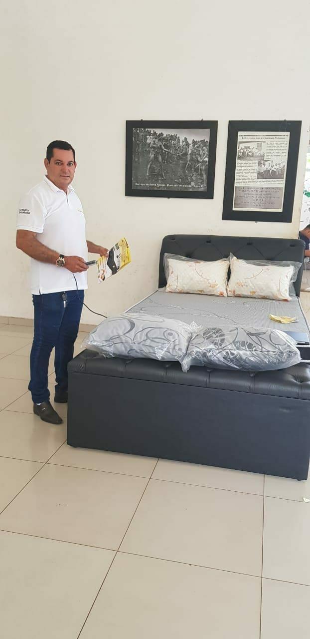 Sucesso em vendas, Colchões Magnéticos Kenko Kim ganha mercado em Parauapebas e região