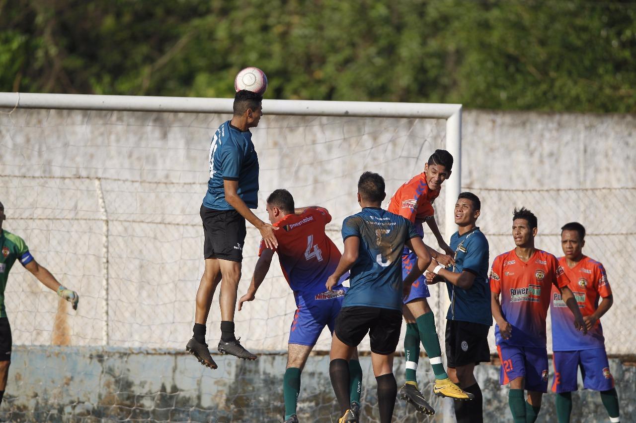 Campeonato Municipal de futebol em Curionópolis chega na final