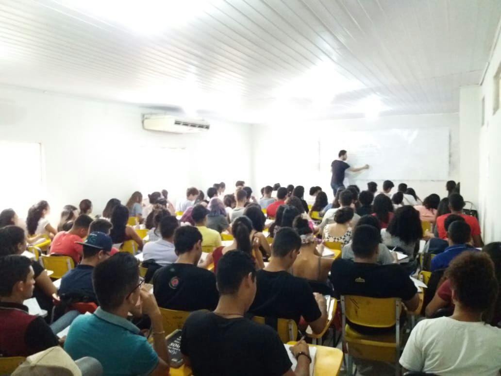 Colégio Potencial realiza pré Enem gratuito em Parauapebas