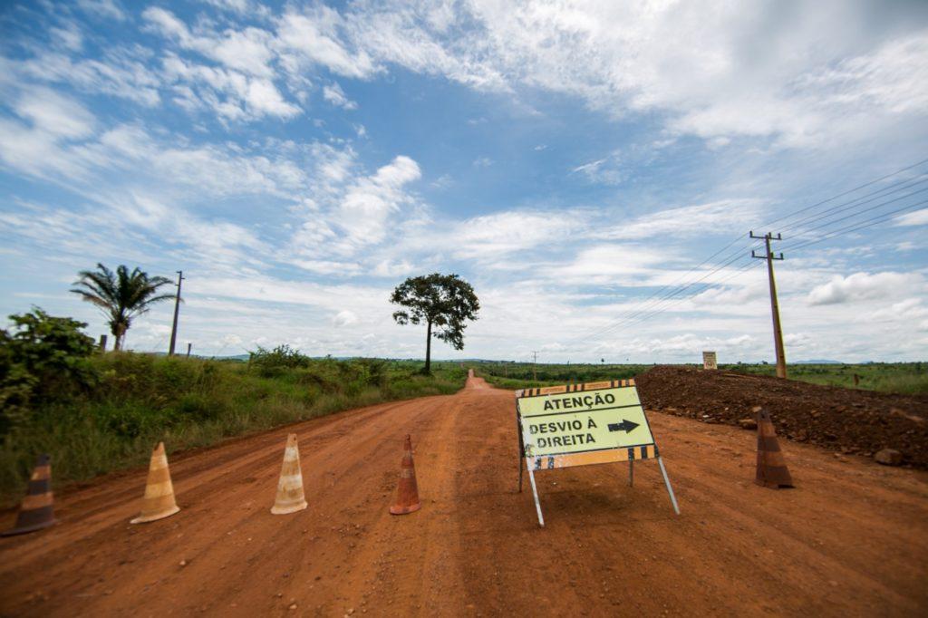 Prefeitura de Curionópolis firma acordo para recuperação da estrada de Serra Pelada