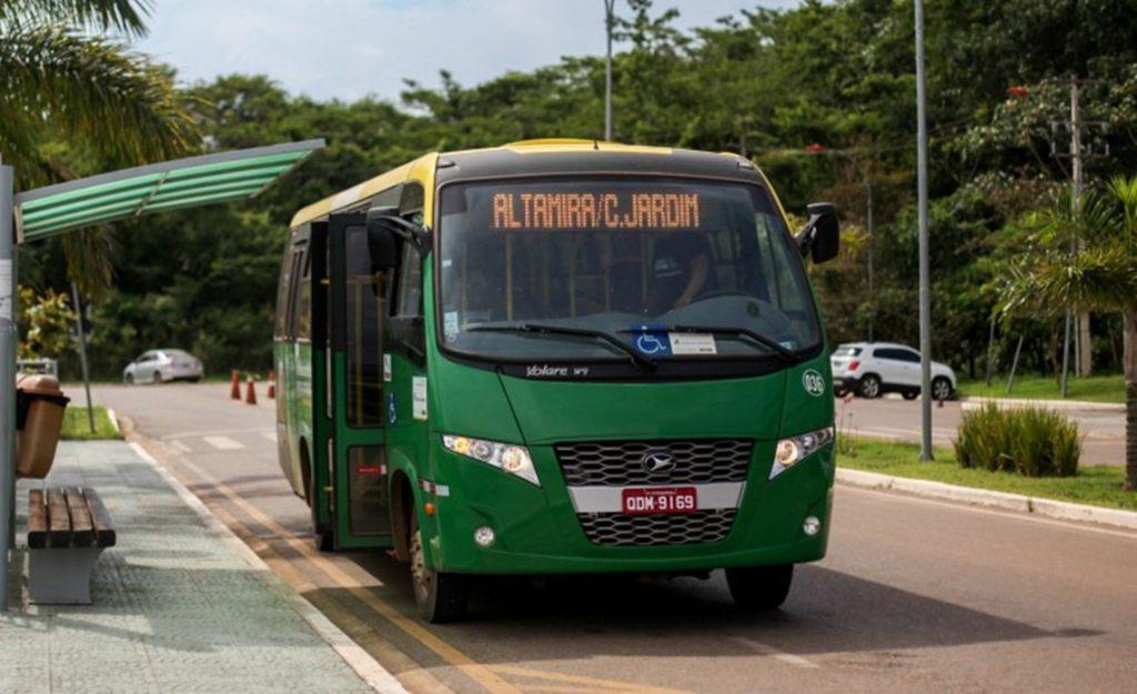 Câmara de Parauapebas aprova gratuidade no transporte coletivo para maiores de 60 anos