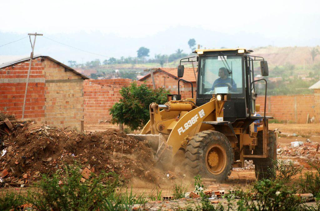 Reunião define responsabilidades de construção do Residencial Nova Carajás IX
