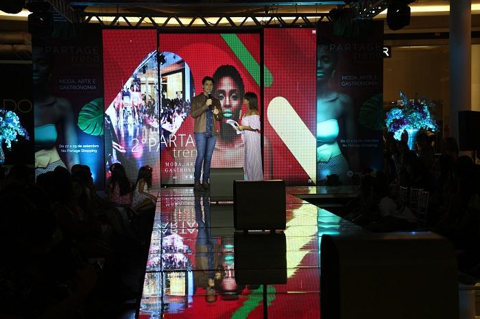 Público vai ao 'delírio' com desfiles e programação do II Partage Trend Parauapebas