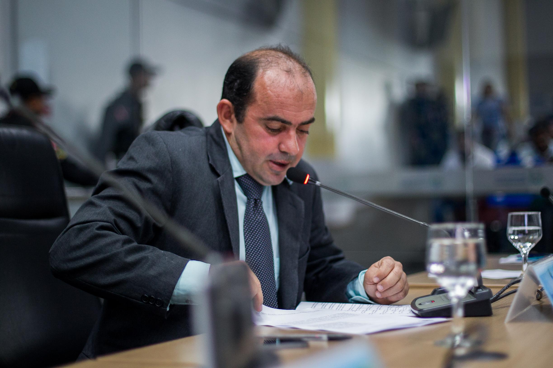 Vereador Braz sugere emenda à lei que trata sobre transporte público municipal