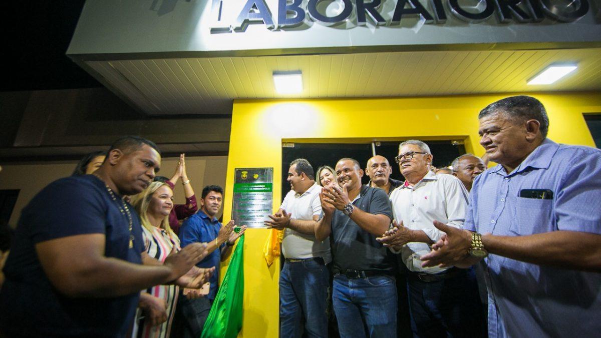 Curionópolis comemora a entrega do Hospital e mais quatro obras de grande impactos